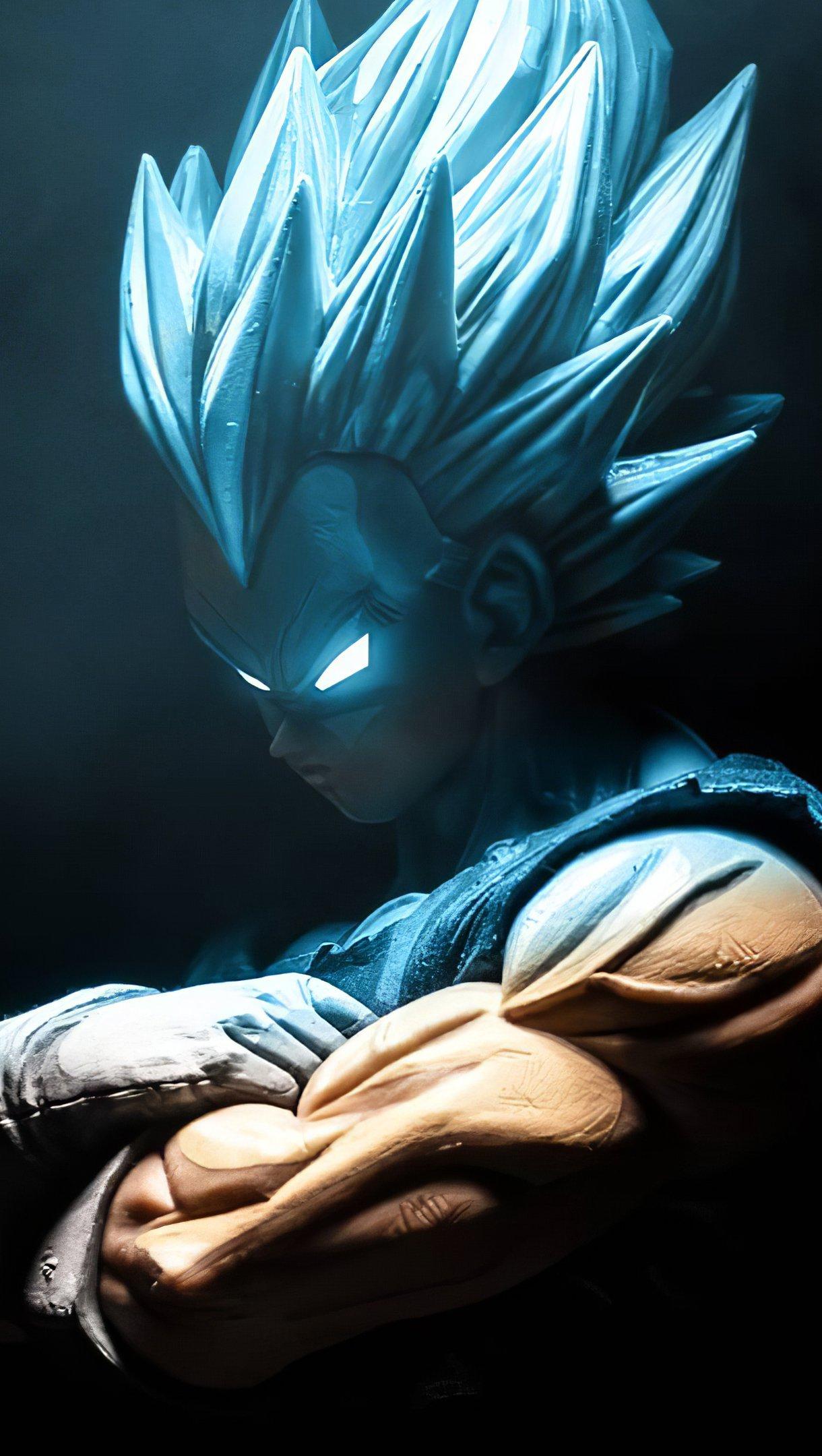 Fondos de pantalla Anime Vegeta 2020 Vertical