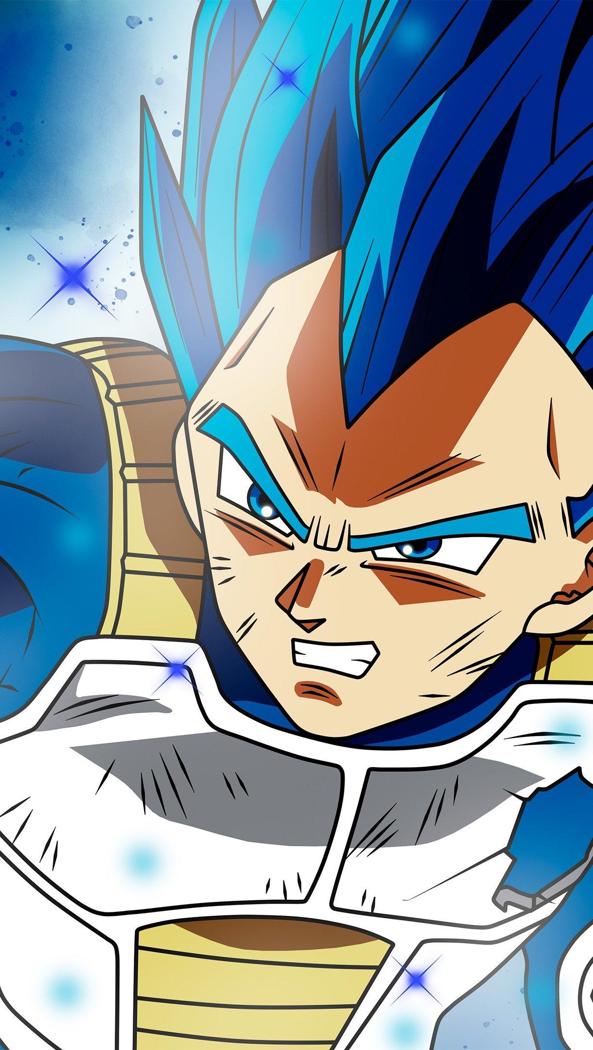 Vegeta Dragon Ball Super Anime Wallpaper 4k Ultra Hd Id 3437