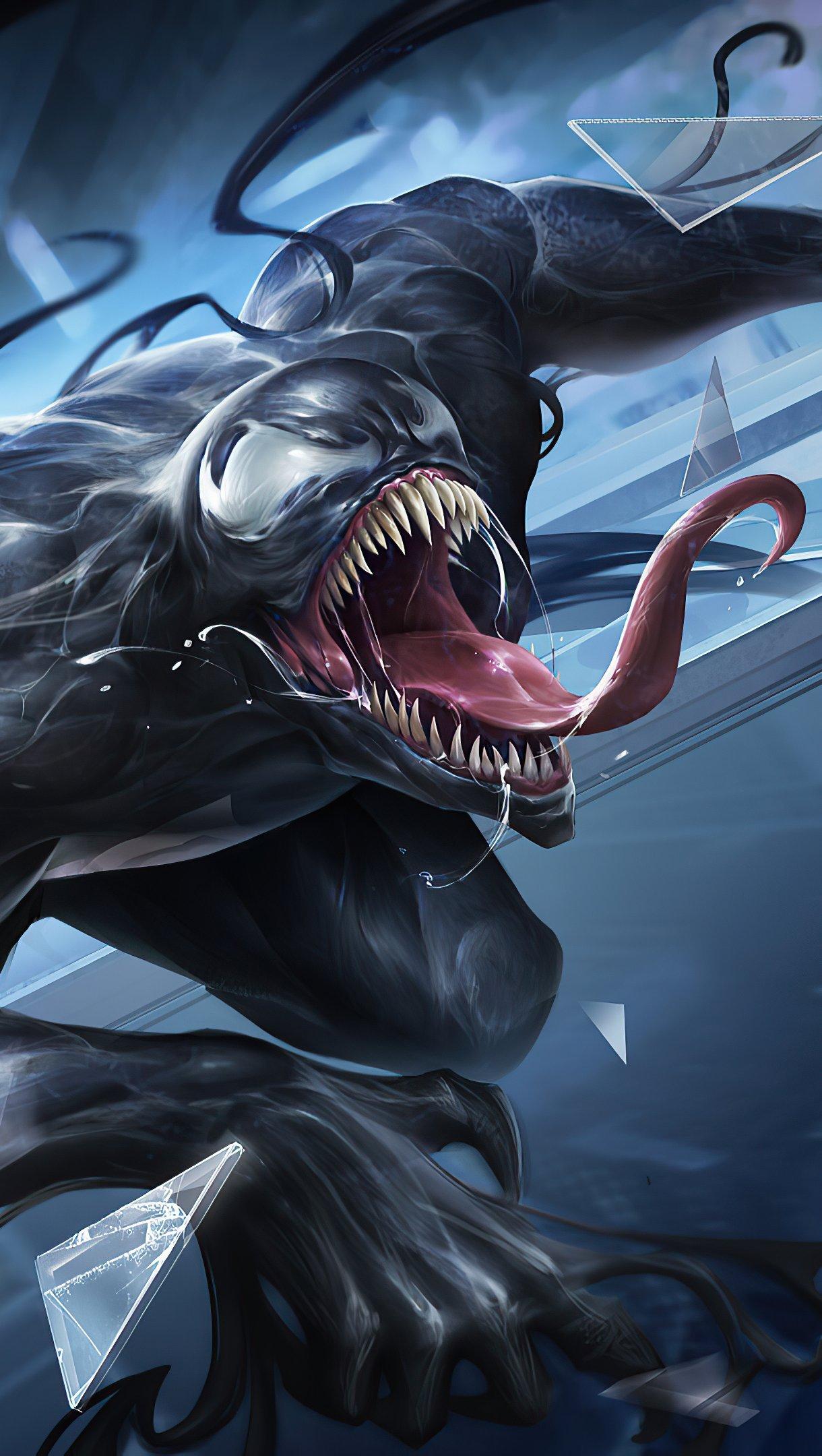 Fondos de pantalla Venom 2020 Artwork Vertical