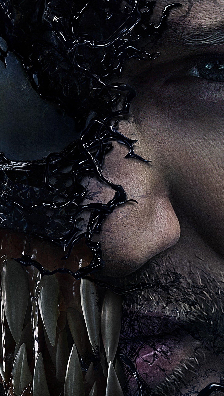 Fondos de pantalla Venom Película Tom Hardy Vertical
