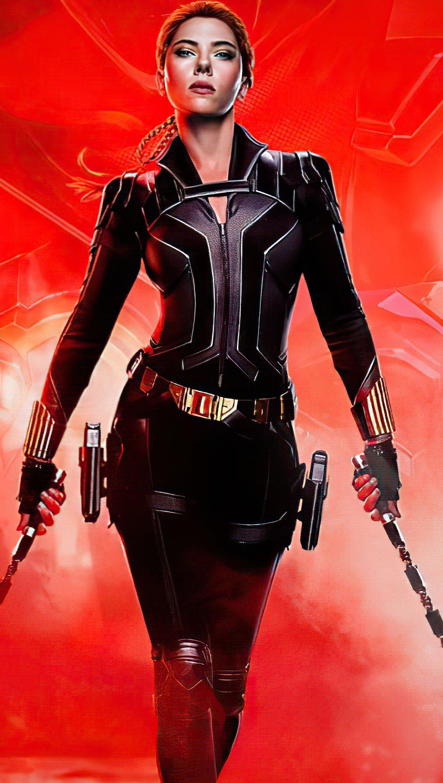 Fondos de pantalla Viuda Negra Marvel Studio Vertical