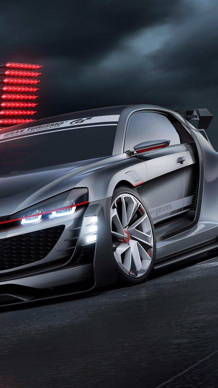 Fondos de pantalla Volkswagen GTI Supersport Vision Gran Turismo Vertical