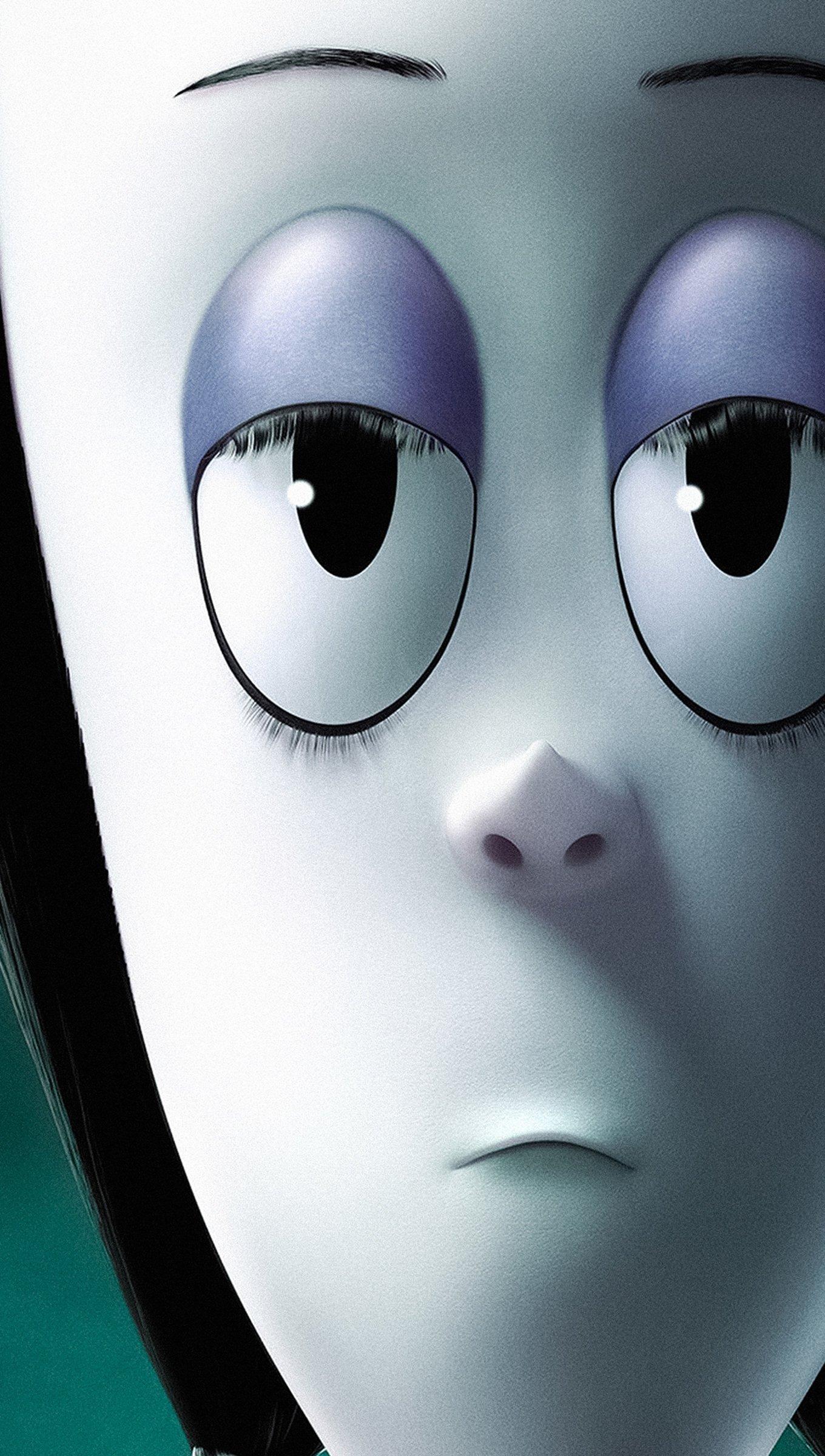 Fondos de pantalla Wednesday de Los Locos Addams Vertical