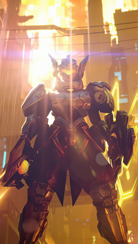 Wallpaper Wild Rift Proyect Leona League of Legends Vertical