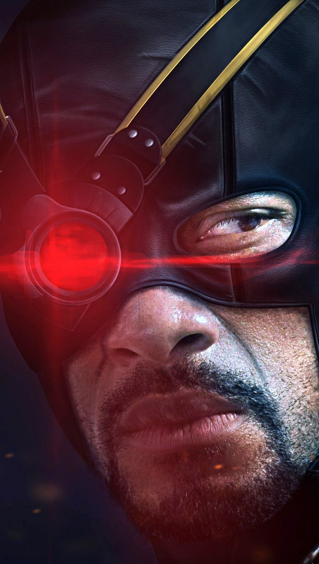 Wallpaper Will Smith as Deadshot in Suicide Squad Vertical