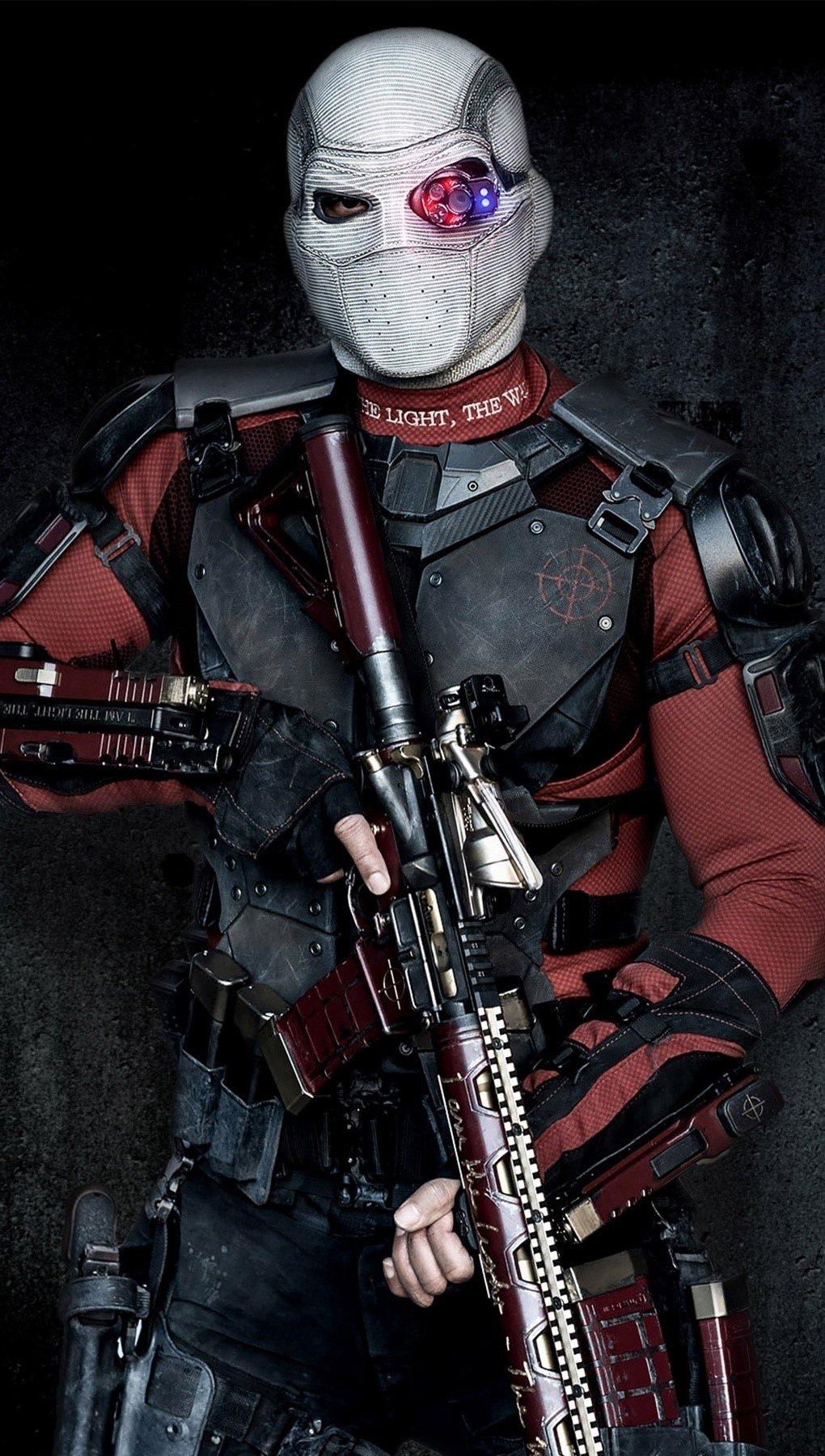 Fondos de pantalla Will Smith en Suicide Squad Vertical