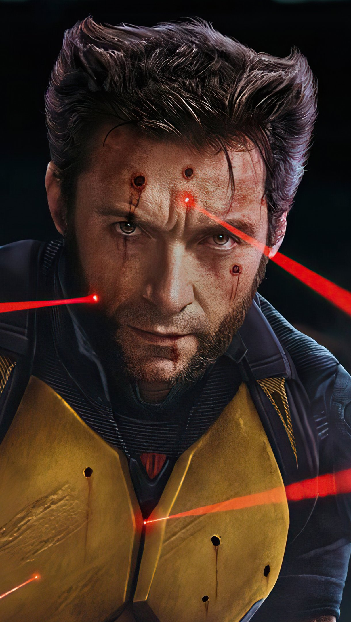 Wallpaper Wolverine 2020 Art Vertical