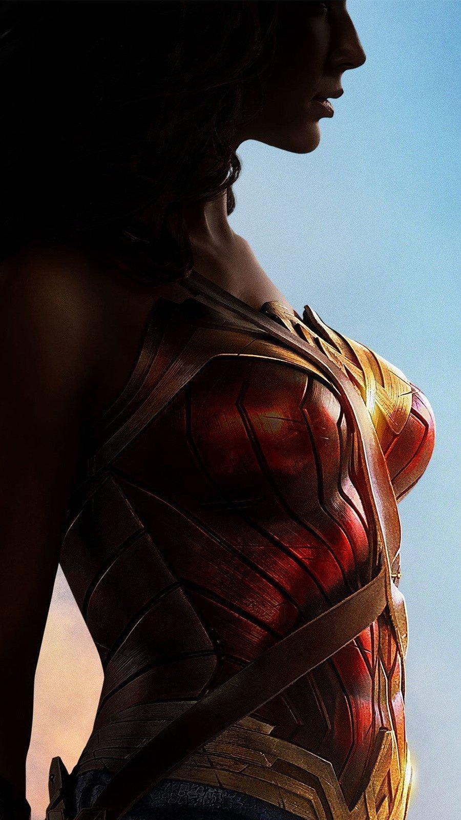 Wallpaper Wonder woman Vertical