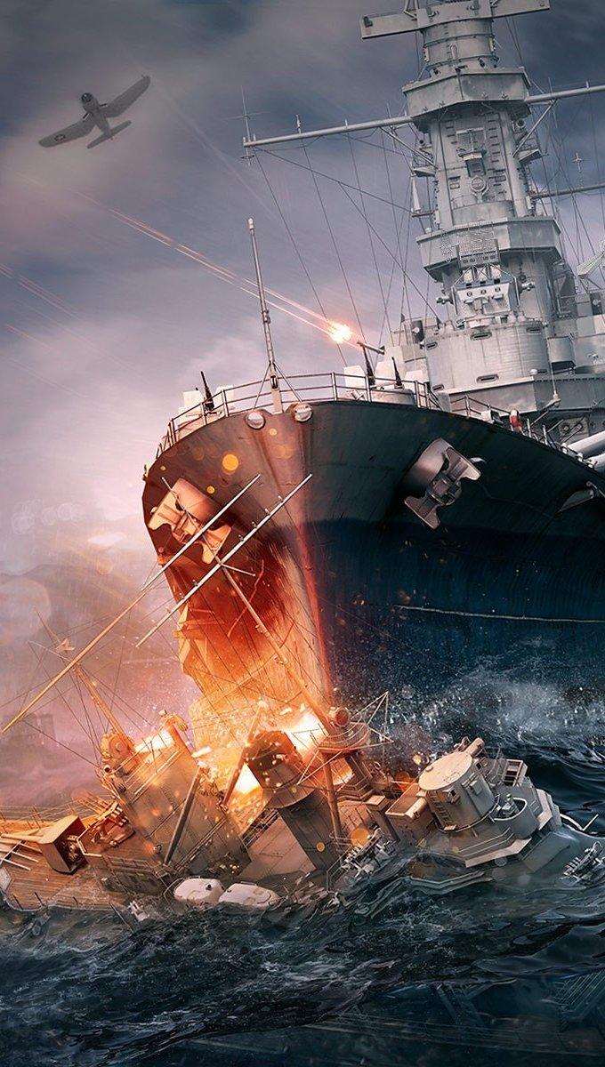 Fondos de pantalla World Of Warships Vertical