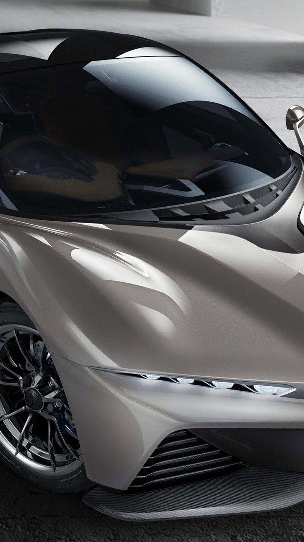 Wallpaper Yamaha Sports Ride Concept Vertical