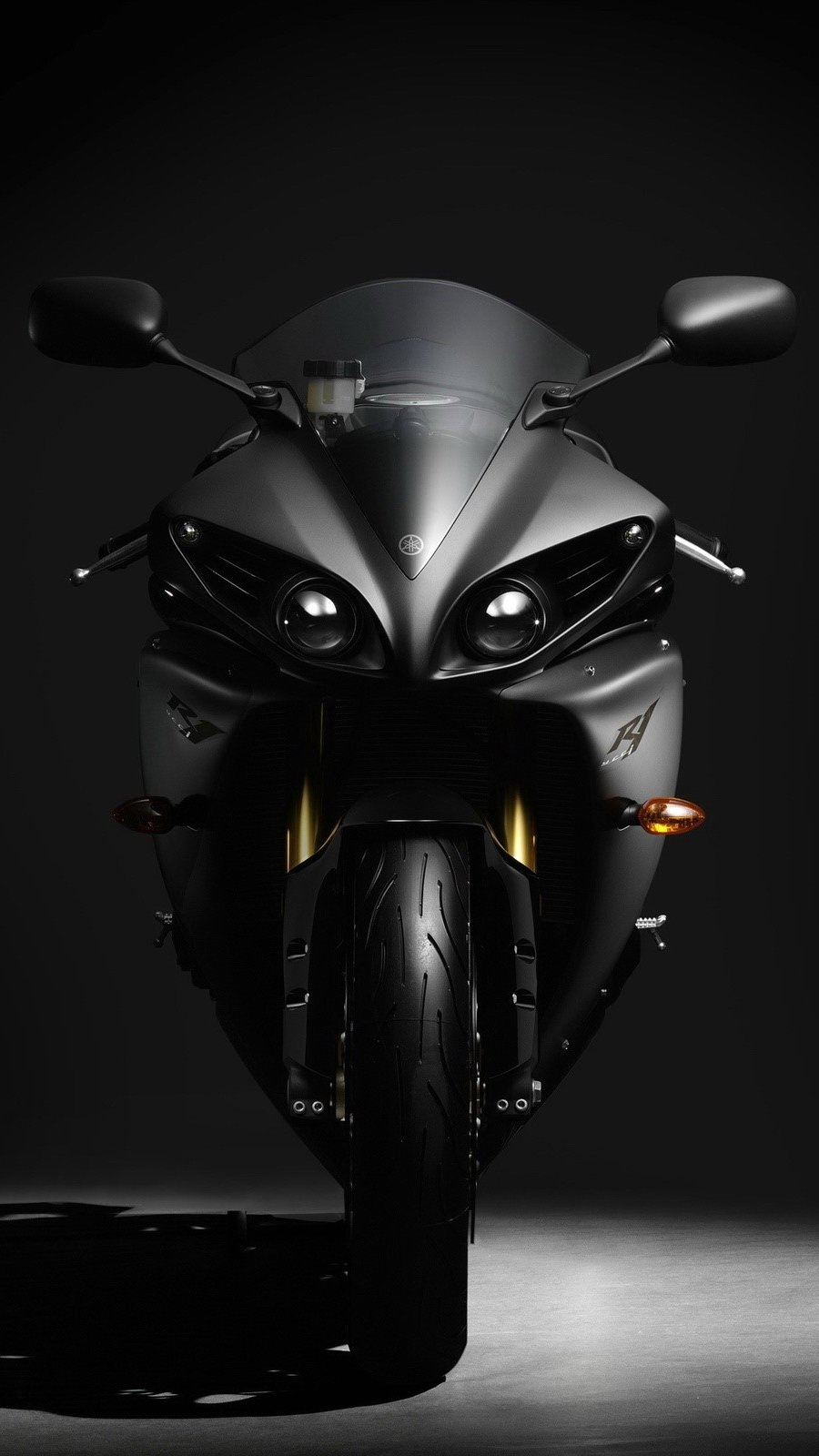 Wallpaper Yamaha YZF R1 Vertical