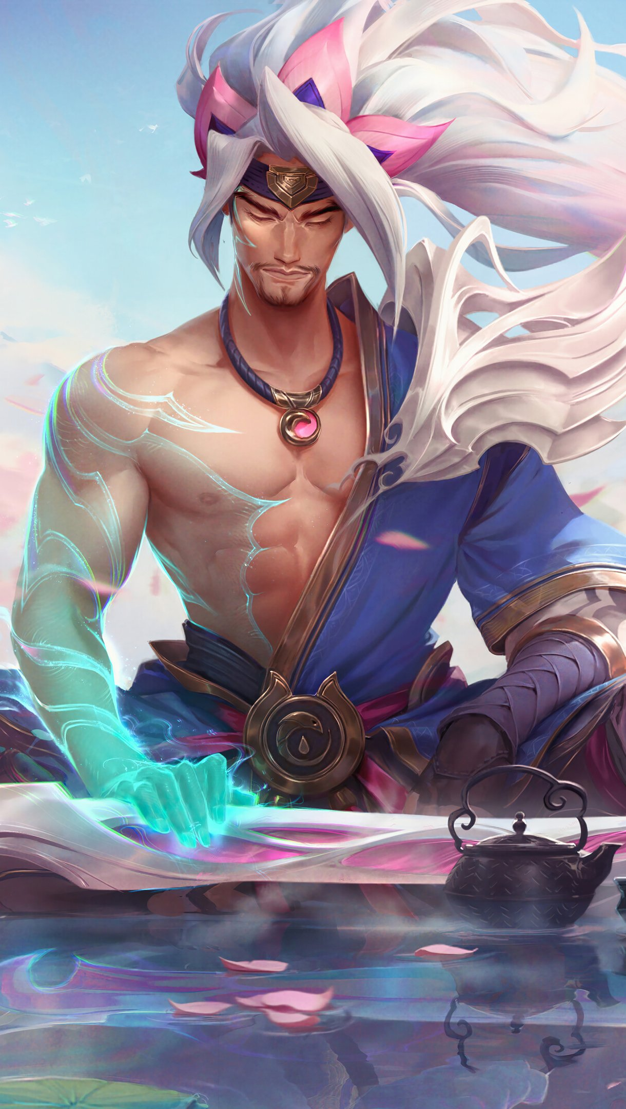 Yasuo League Of Legends Wallpaper 4k Ultra Hd Id 5875