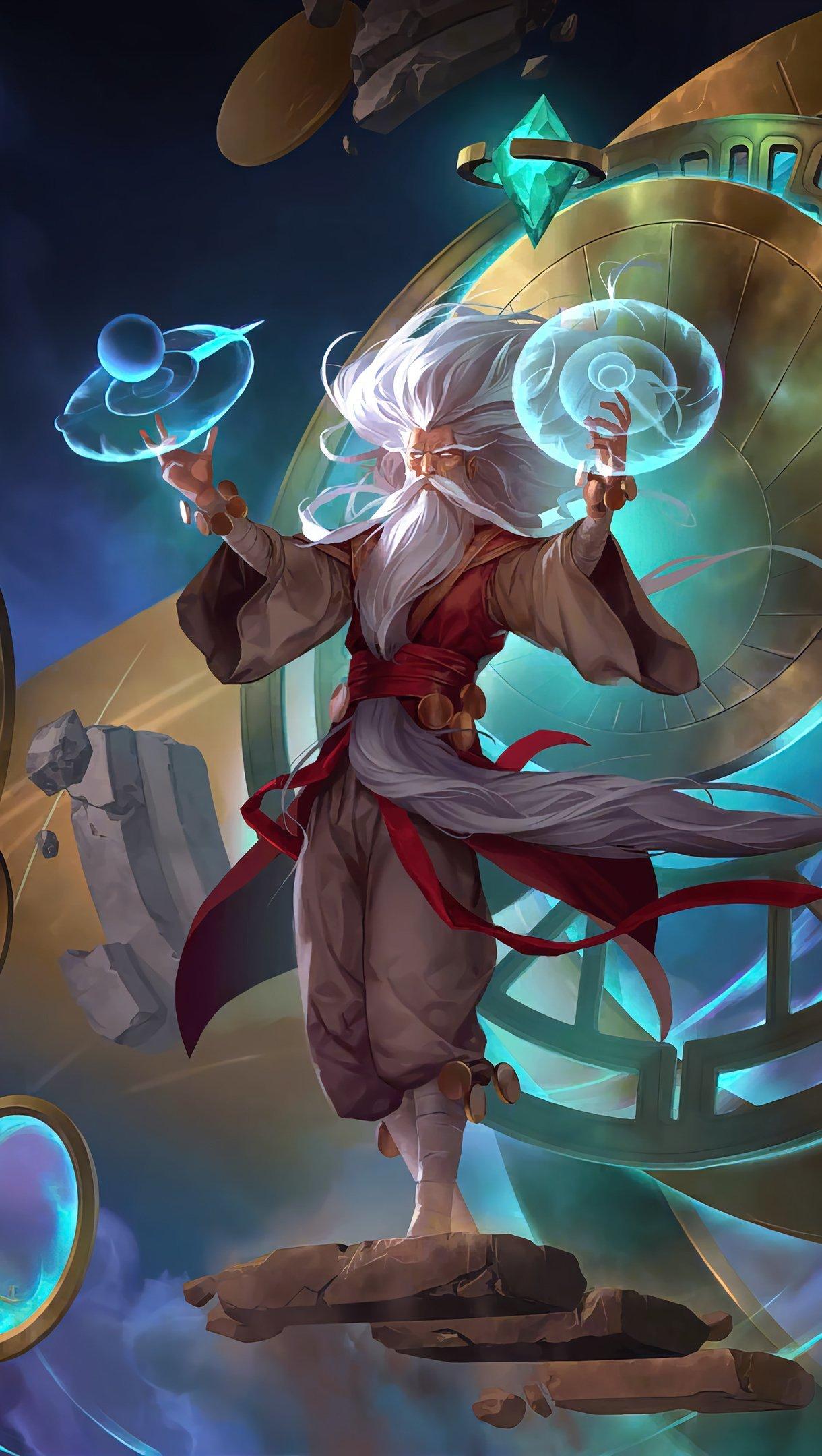 Fondos de pantalla Zilean League of Legends Vertical