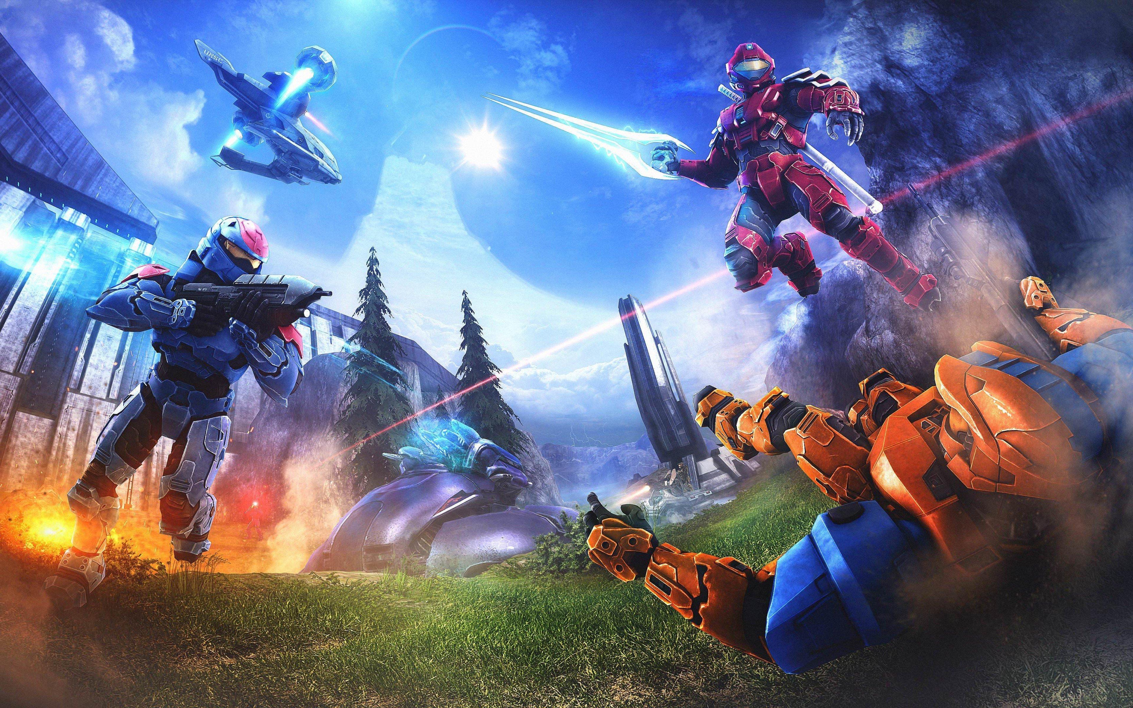 Wallpaper Videogame Halo