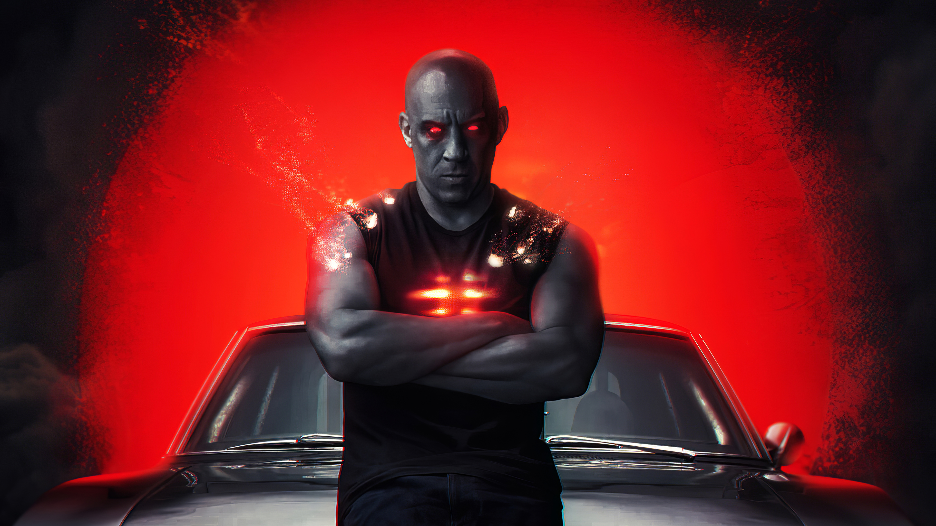 Fondos de pantalla Vin Diesel de Rápidos y furiosos