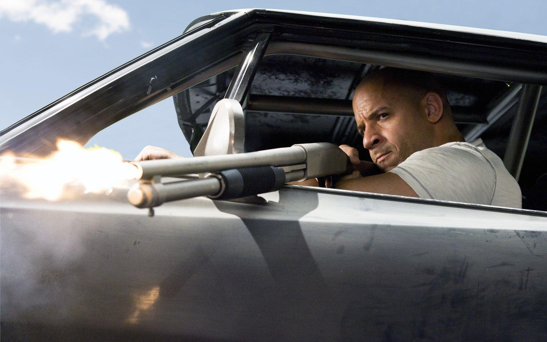 Fondo de pantalla de Vin Diesel Dom en Rapidos y furiosos Imágenes