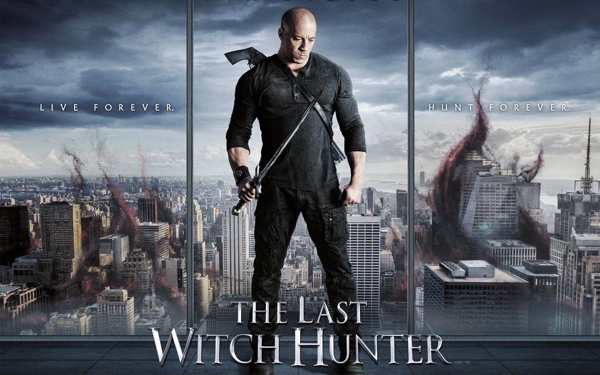 Fondos de pantalla Vin Diesel en The last Witch Hunter