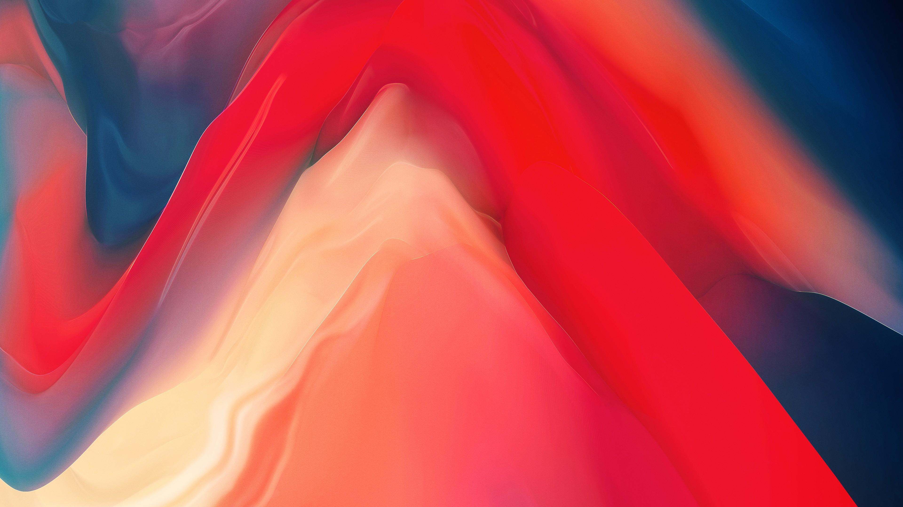 Fondos de pantalla Volcan roja abstracta
