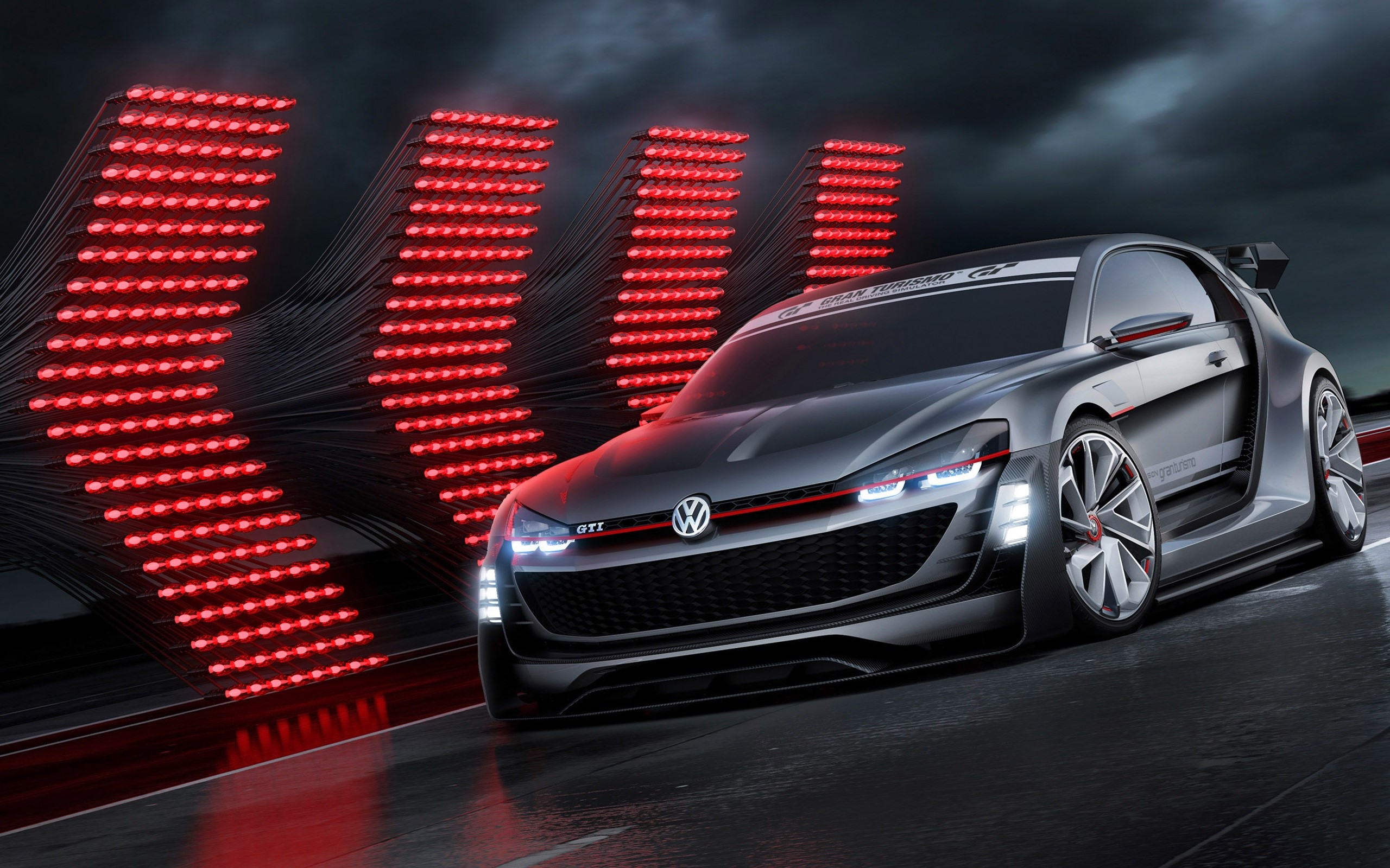 Wallpaper Volkswagen GTI Supersport Vision Gran Turismo