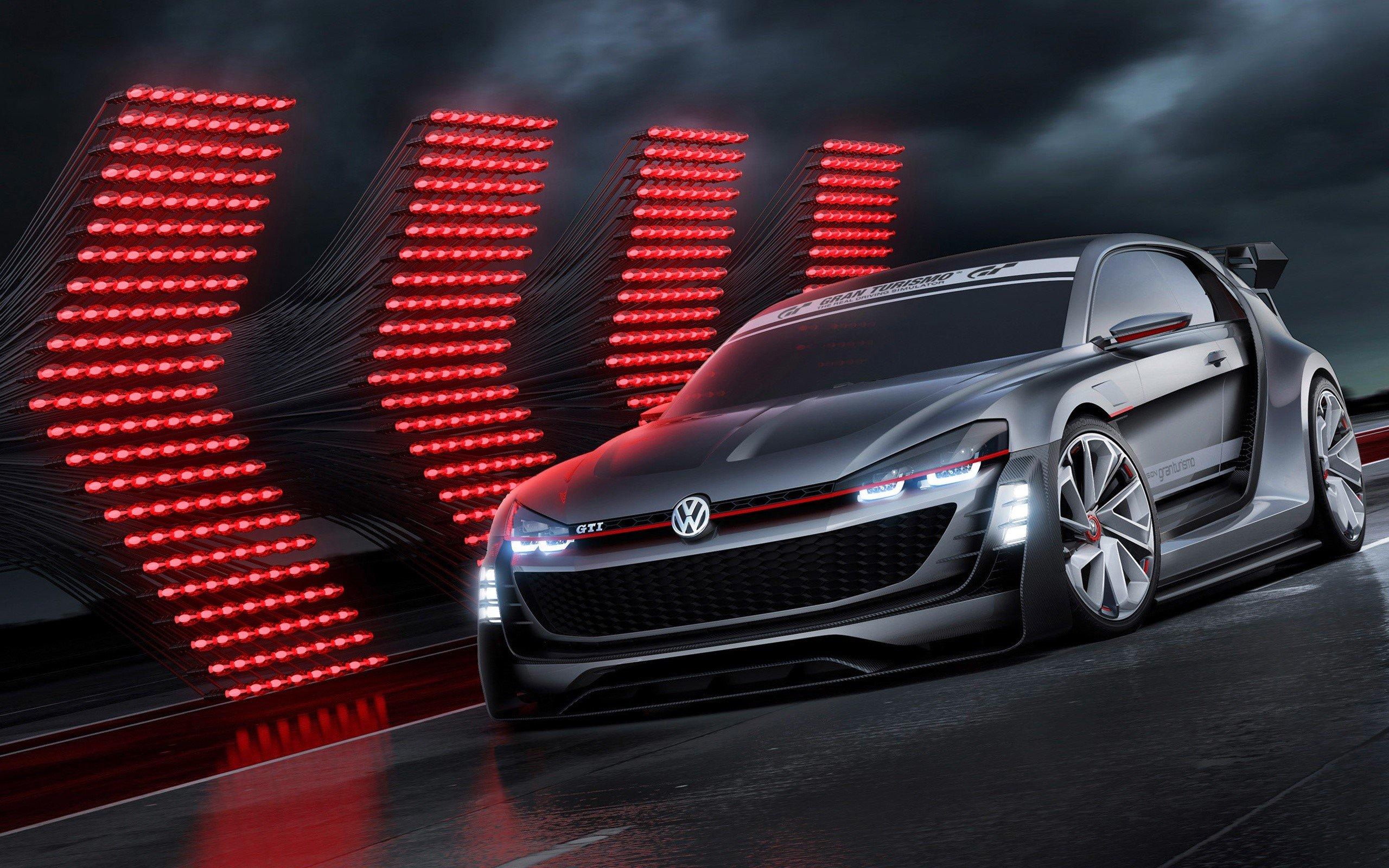 Fondos de pantalla Volkswagen GTI Supersport Vision Gran Turismo