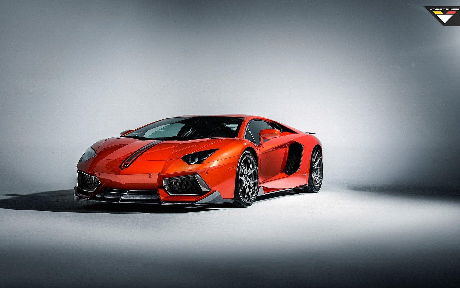 Fondos de pantalla Vorsteiner Lamborghini Aventador-V LP-740