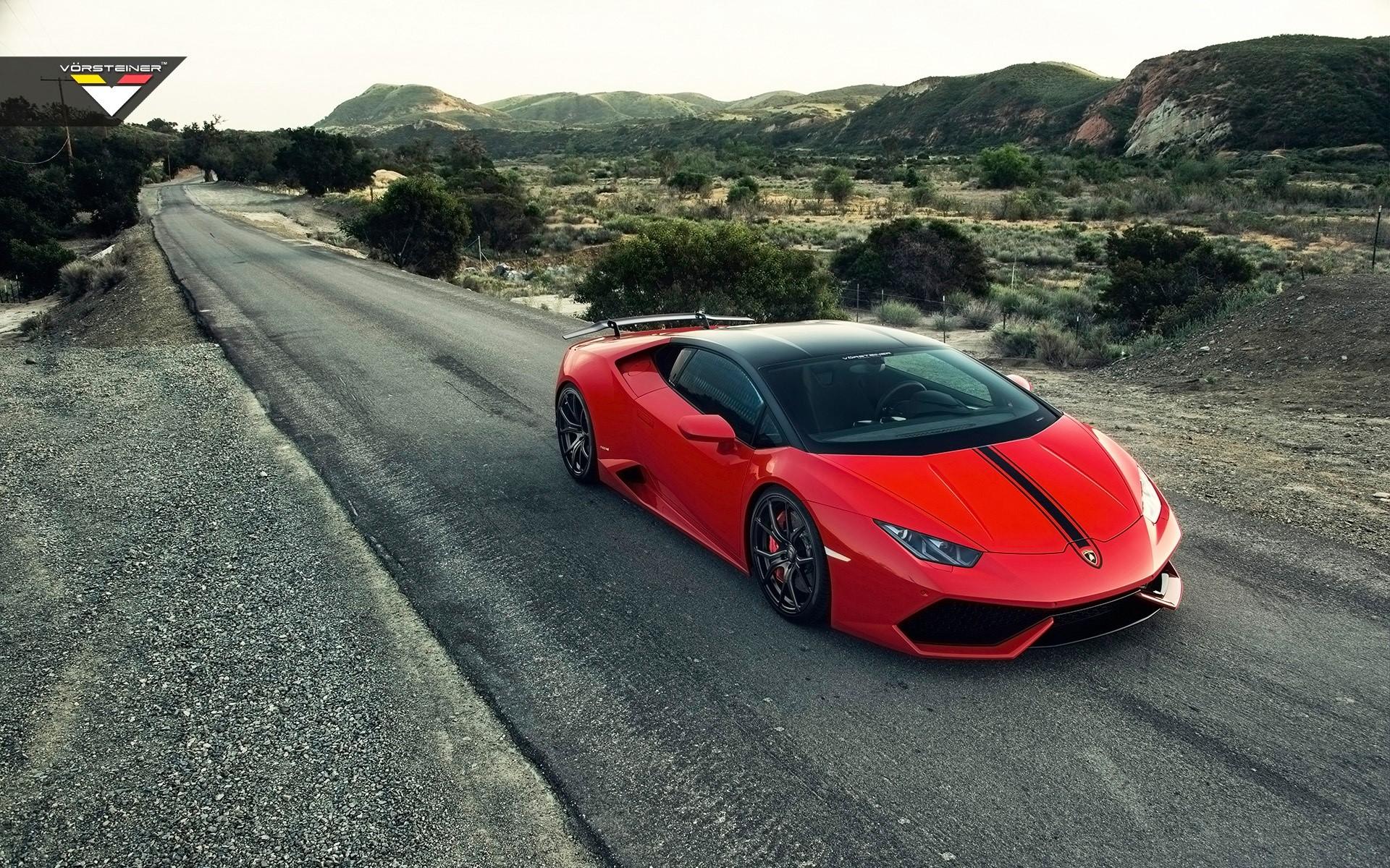 Fondos de pantalla Vorsteiner Lamborghini Huracan Verona Edizione