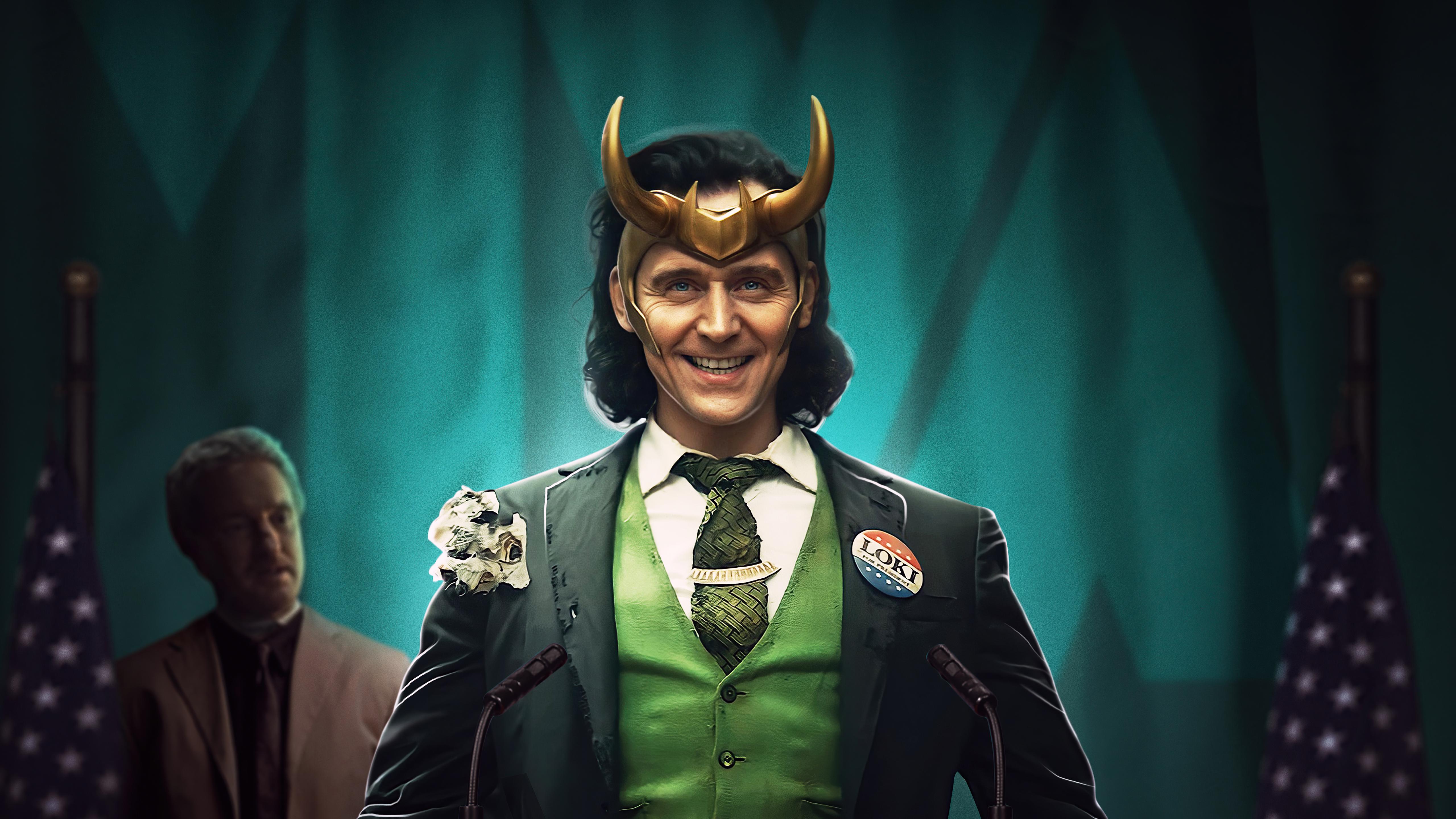 Fondos de pantalla Vota por Loki