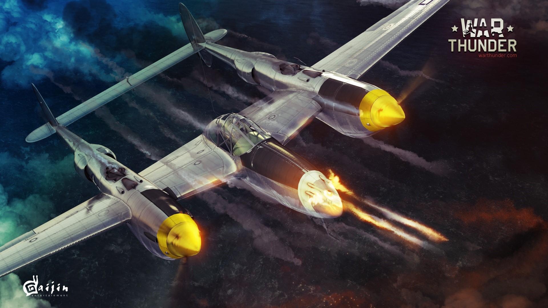 Wallpaper War Thunder World of Planes