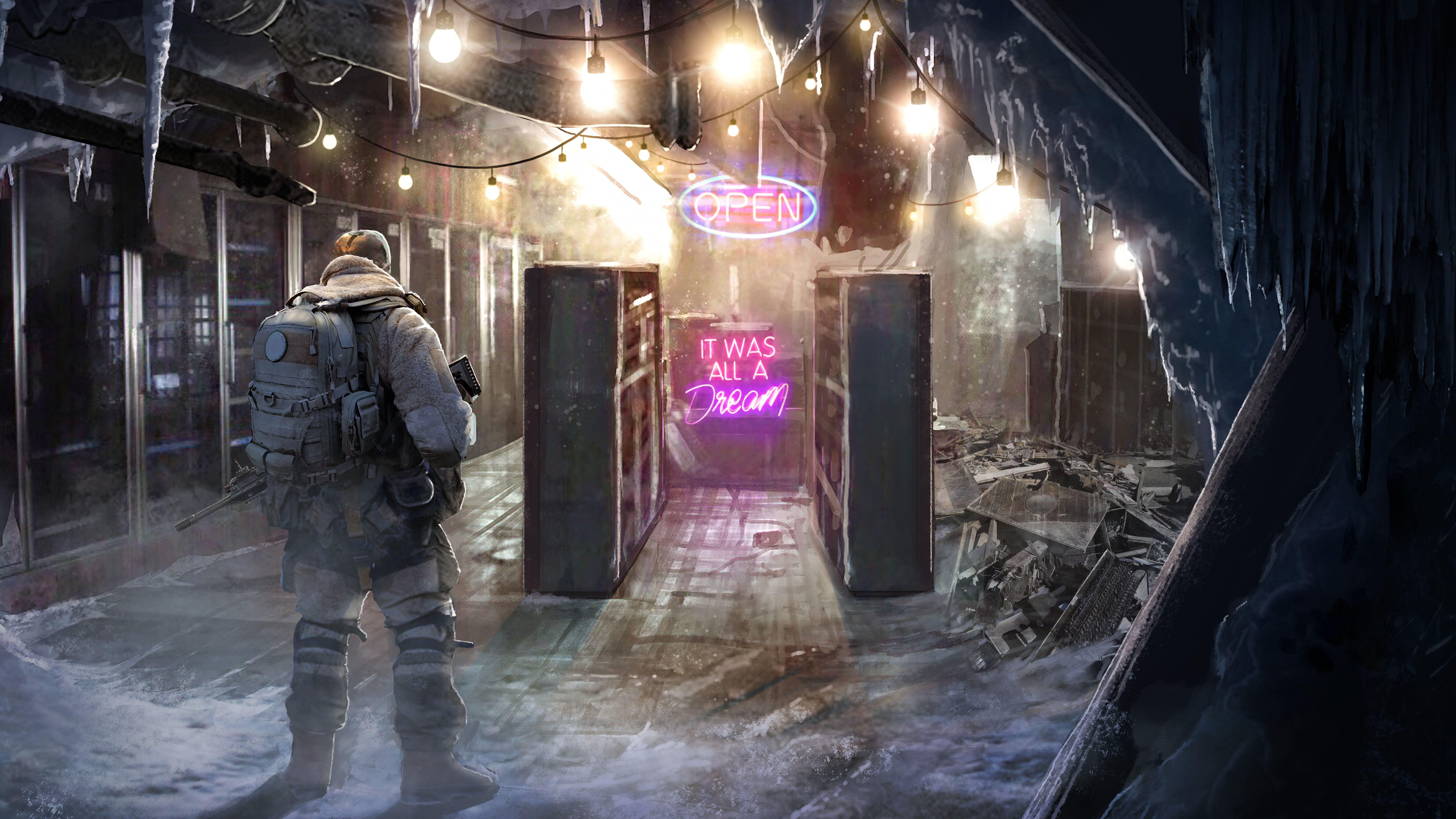Fondos de pantalla Wasteland 3 2020