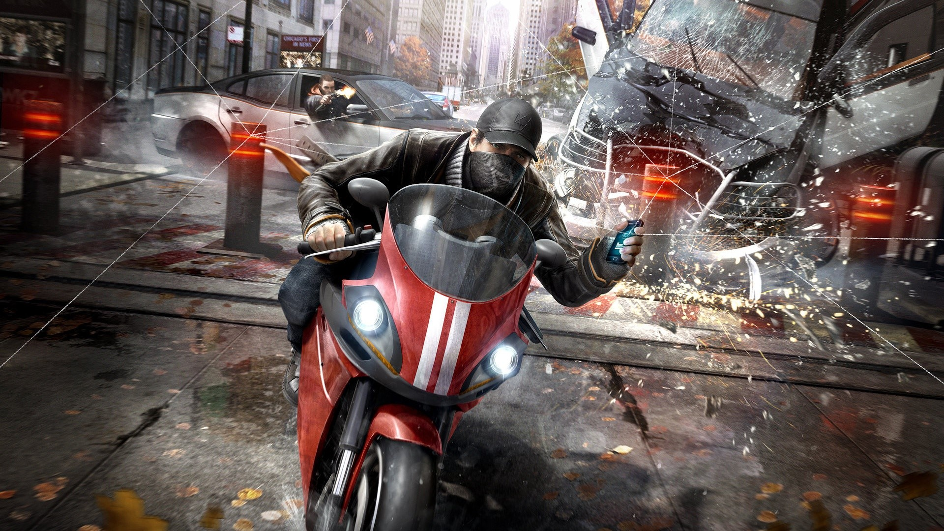 Fondos de pantalla Watch dogs