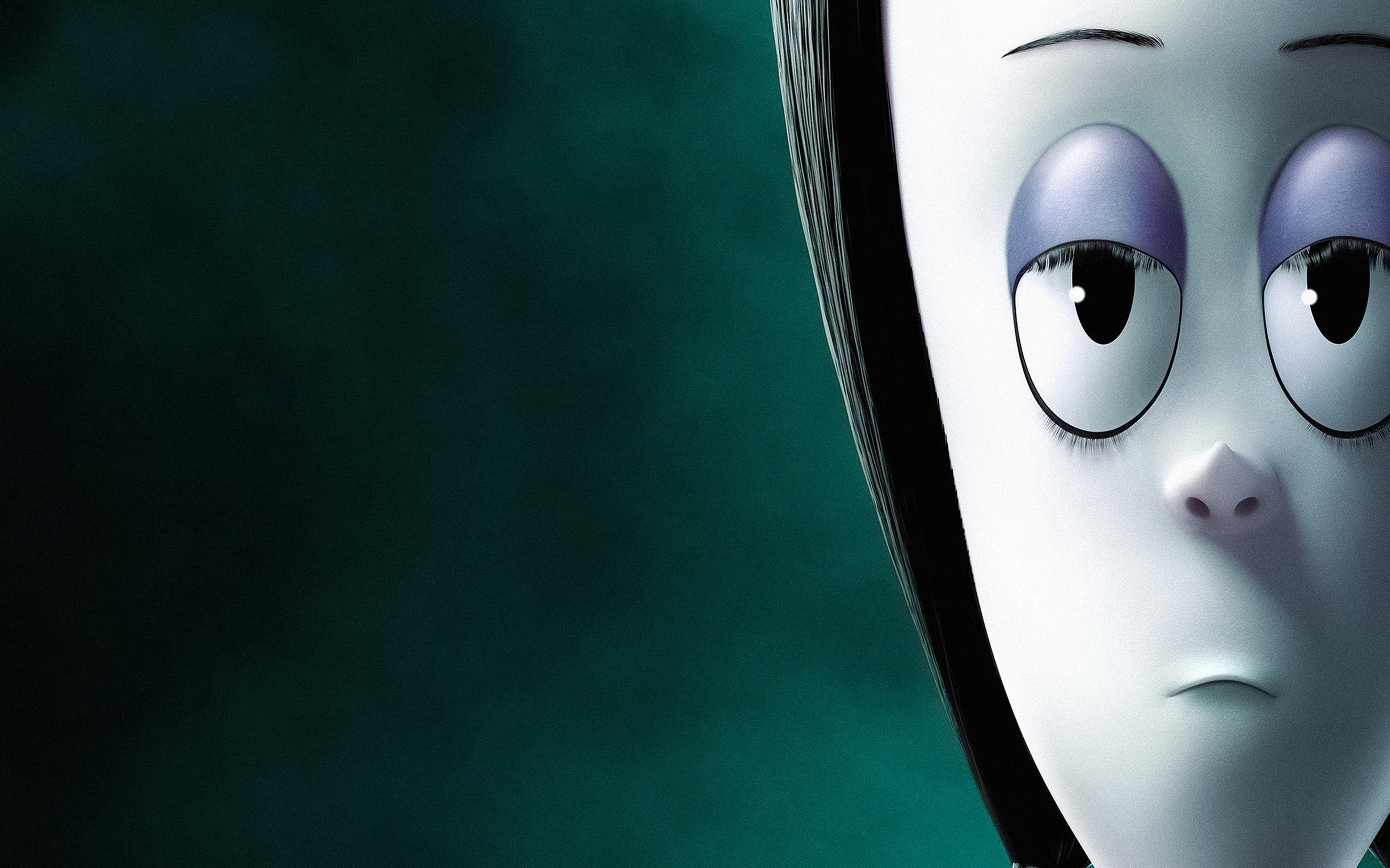 Wallpaper Wednesday from The Addams Family