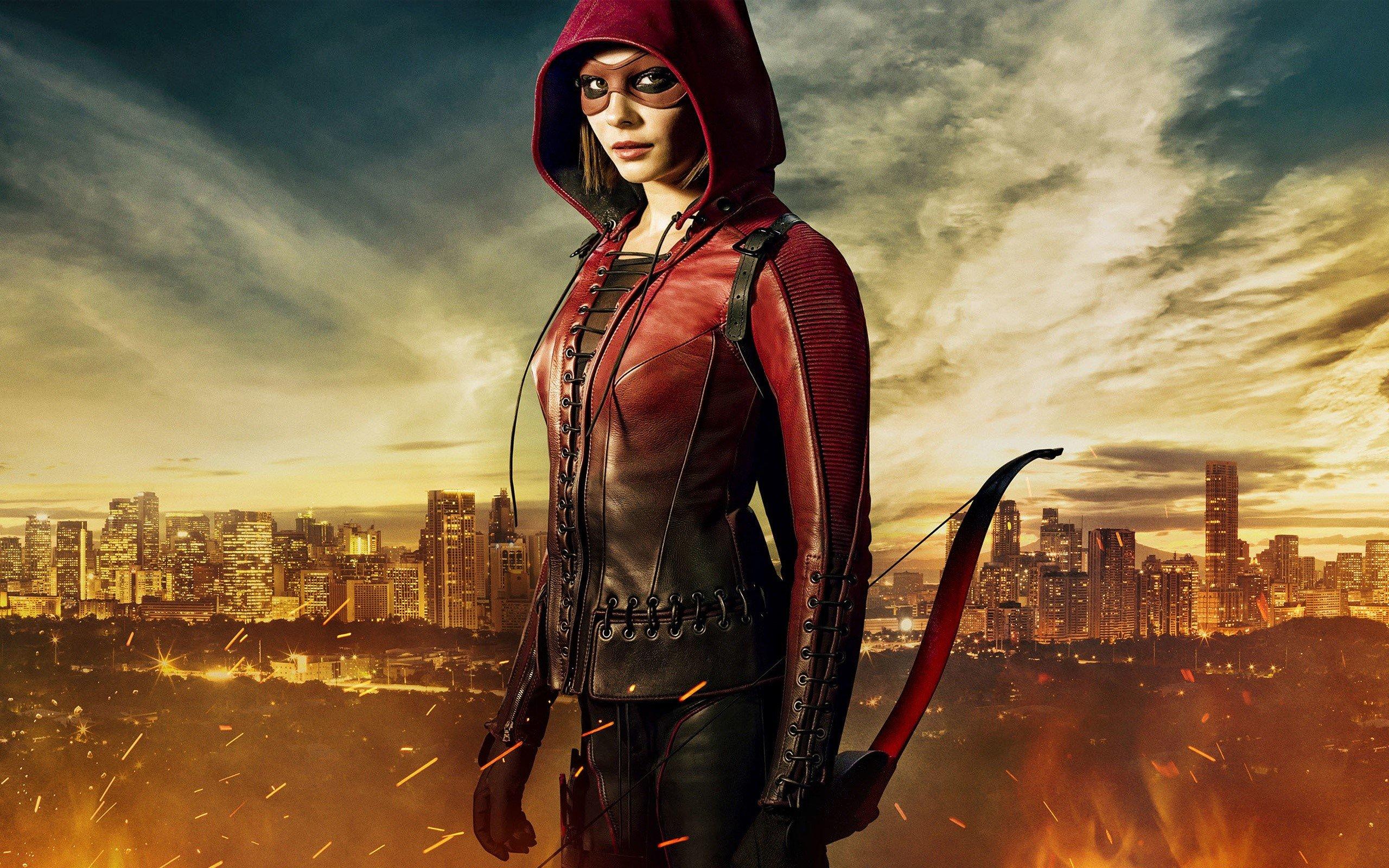 Fondos de pantalla Willa Holland como Speedy en Arrow