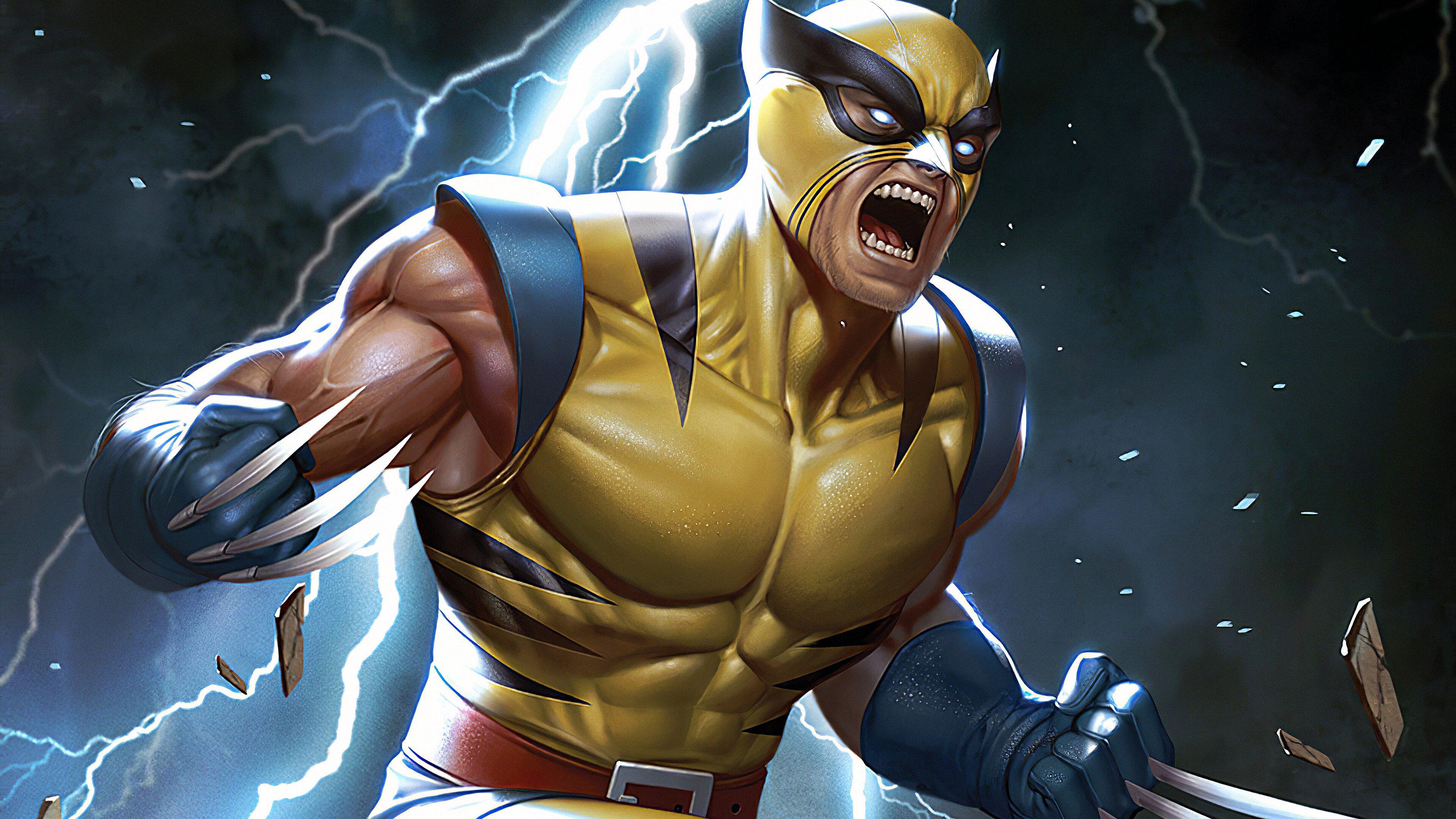 Fondos de pantalla Wolverine Fanart