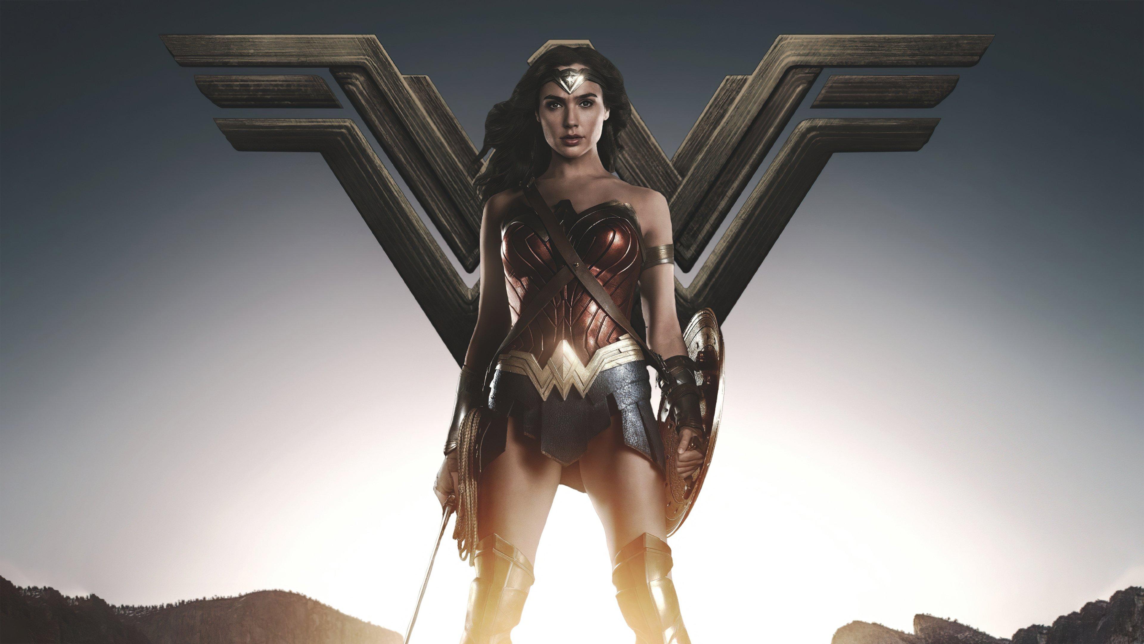 Wallpaper Wonder Woman 84
