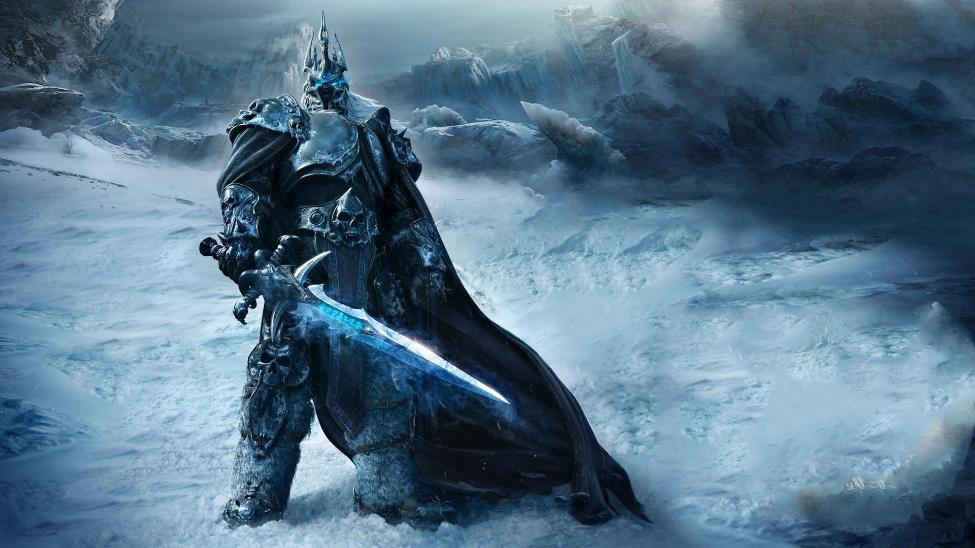 Fondos de pantalla World of Warcraft: Wrath of the Lich King