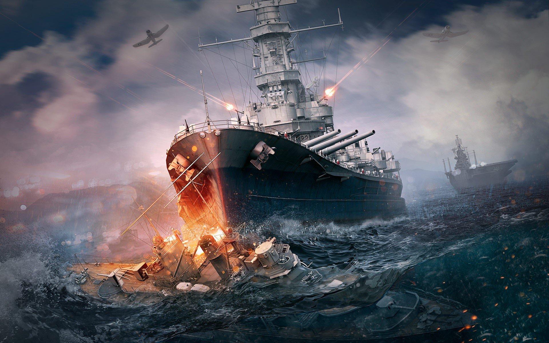 Fondos de pantalla World Of Warships
