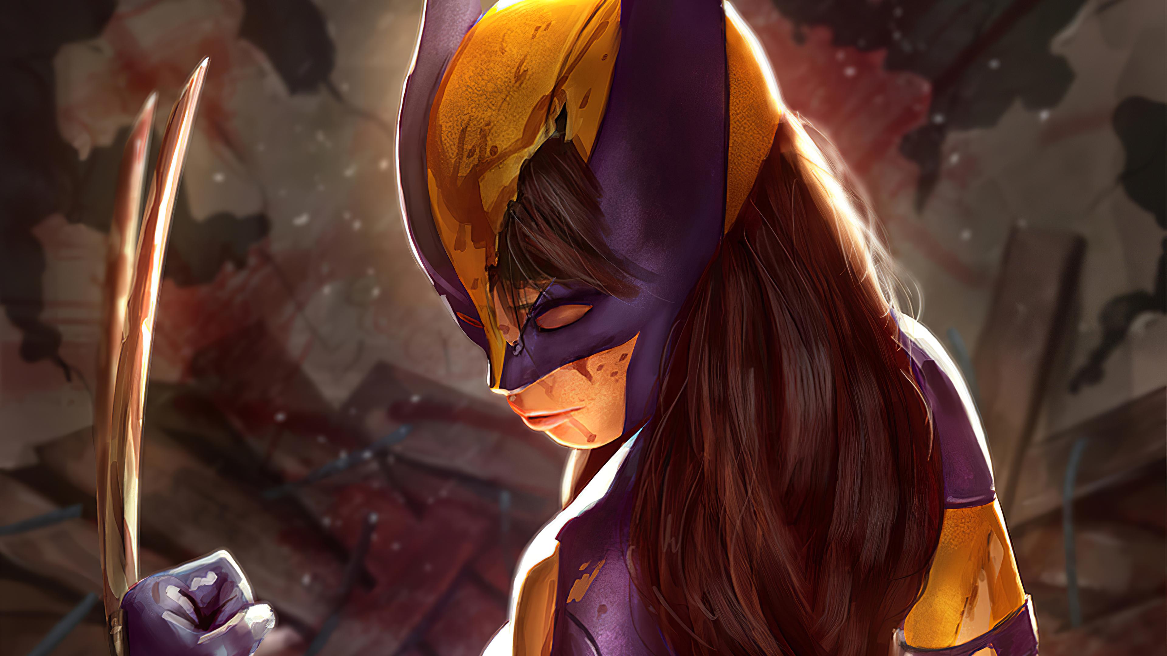 Fondos de pantalla X-23 Laura Kinney