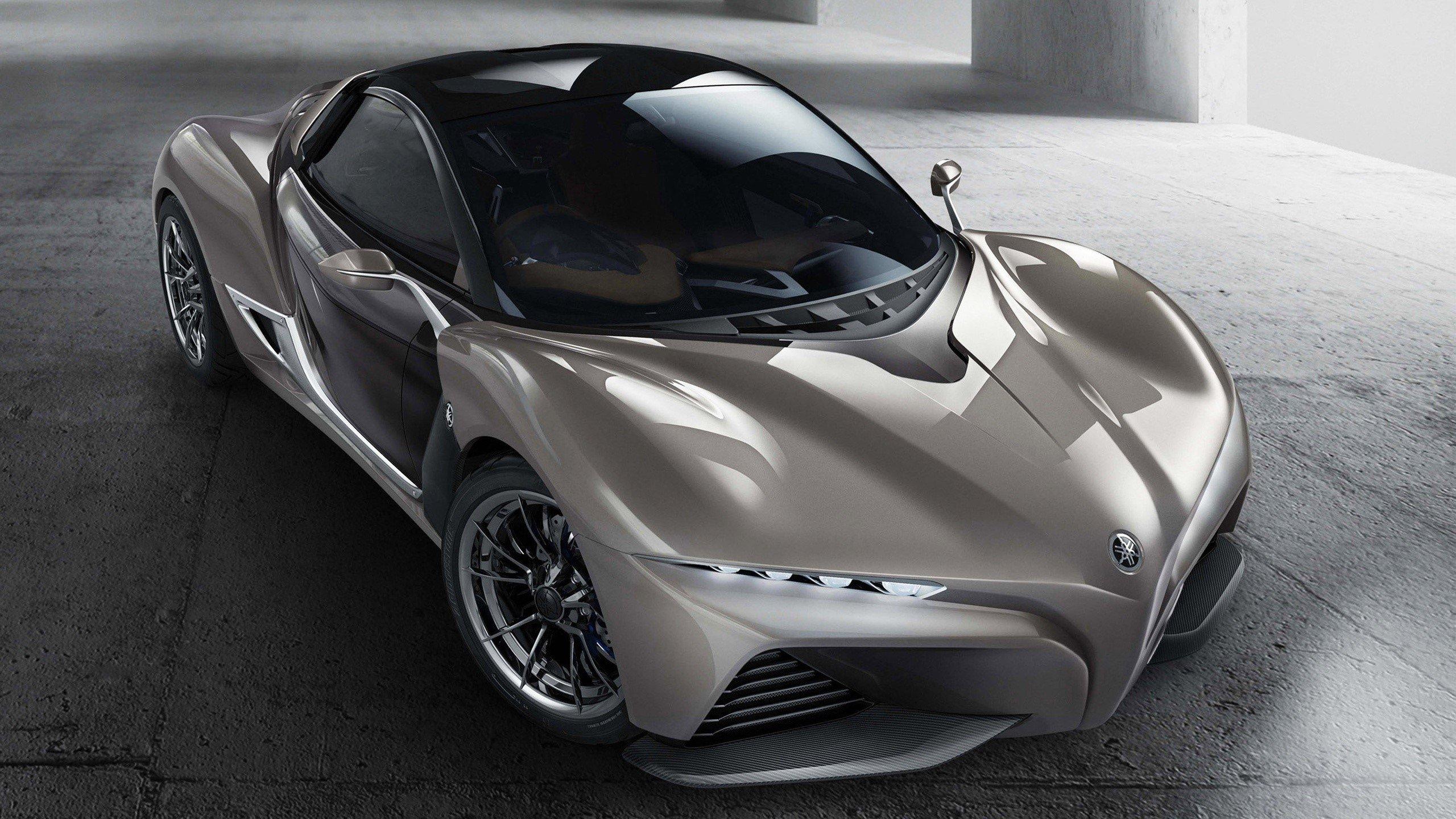 Fondos de pantalla Yamaha Sports Ride Concept