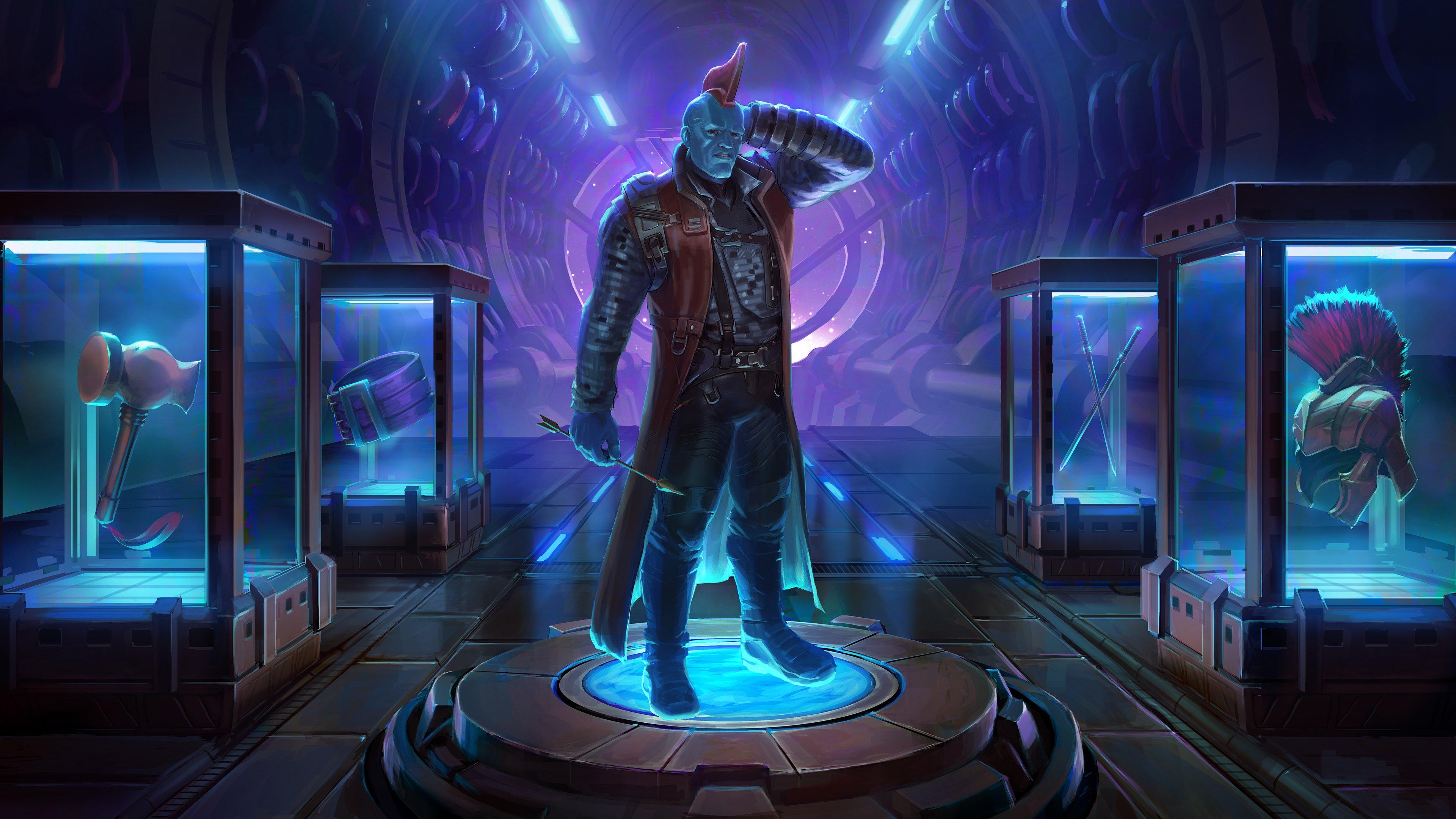 Wallpaper Yondu Marvel: Contest of Champions