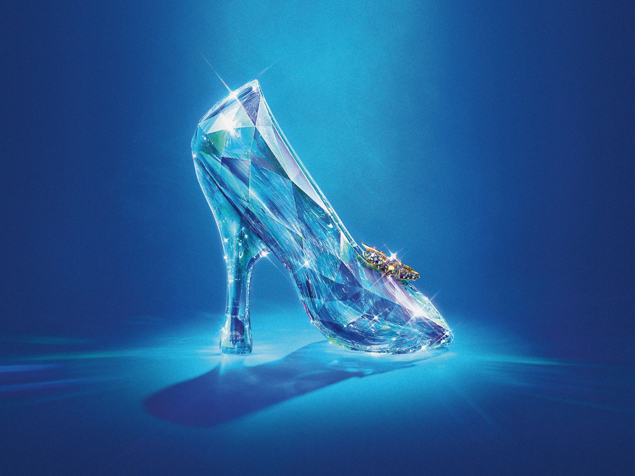Wallpaper Cinderella slipper